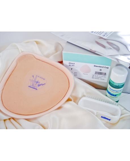 Prothèse mammaire THUASNE SILIMA Direct adhésive