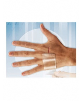 Medipatch MEDICAL Z Gel 5X8 sur tissu (4 feuilles)