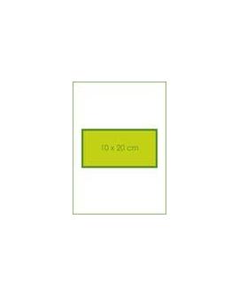 Pansement silicone CEREPLAS Cerederm 10 X 20 cm