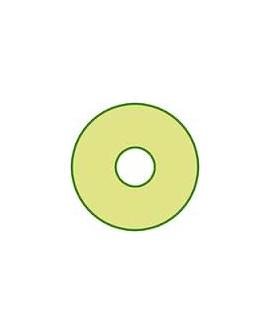 Pansement silicone CEREPLAS Cerederm couronne diam 8 cm